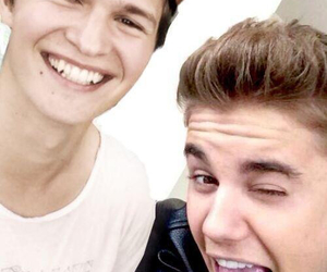 ansel, handsome, and justin bieber image