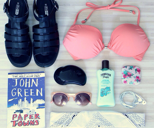 accessories, essentials, and girly image
