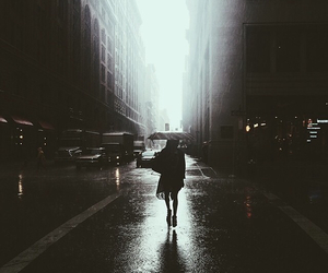 alone, city, and grunge image