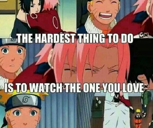 quote, naruto, and love image