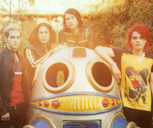 mcr, ray toro, and robot image