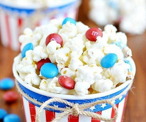popcorn and candy image
