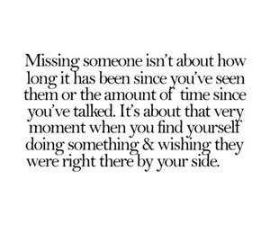 quote, love, and missing image