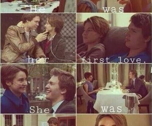 first love, last love, and tfios image