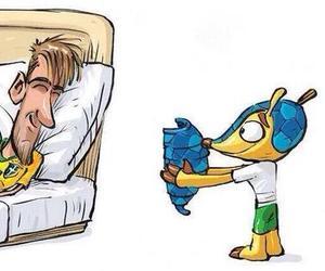 neymar, fuleco, and brasil image
