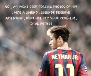 neymar, neymar jr, and legend image
