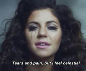 marina and the diamonds, pain, and quote image