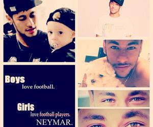 boy, football, and girl image