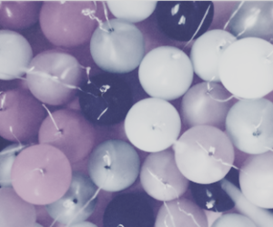 balloons, hipster, and indie image