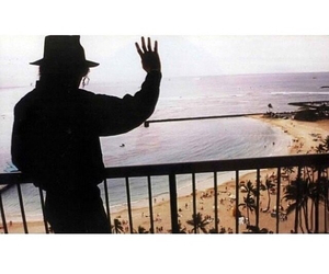 beach, king of pop, and legend image