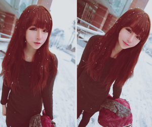 ulzzang, cute, and ulzzang girl image