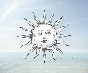 sun, summer, and amazing image