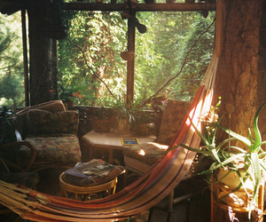 nature, hippie, and room image