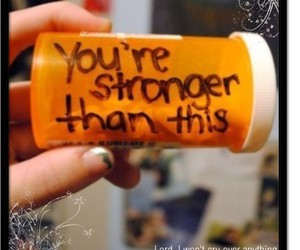 strong, pills, and drugs image