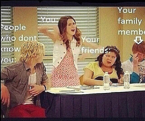 funny, lol, and austin and ally image