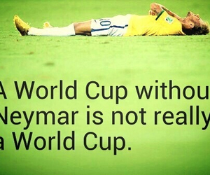 neymar, brazil, and world cup image