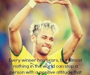 heart, true, and neymar jr image