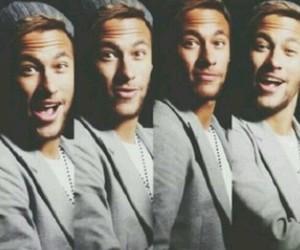 neymar, neymar jr, and brazil image