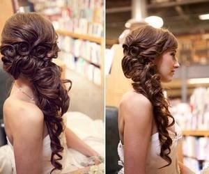 girly, hair, and nice image