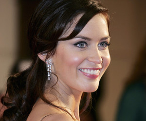 beauty, Emily Blunt, and fashion image