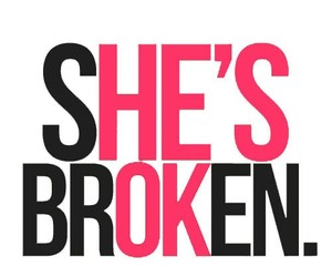 broken, ok, and is image