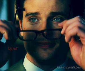 clark kent, superman, and tom welling image