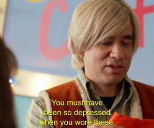 depressed, fred armisen, and funny image