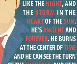 david tennant, doctor who, and quote image