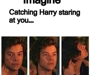 one direction imagines, imagine harry, and 1d imagines image
