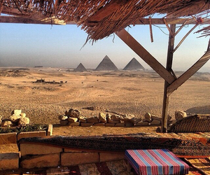 ancient, cairo, and desert image