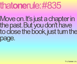 book, life, and move on image