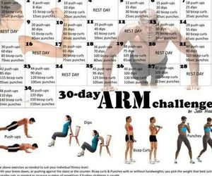 fit and arm challenge image