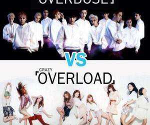 exo, funny, and snsd image
