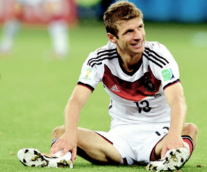 world cup, fifa, and thomas muller image