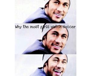 neymar, neymarjr, and neymars smile image