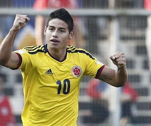 colombia, james, and football image