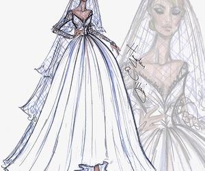 hayden williams, dress, and wedding image