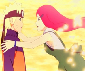 naruto, kushina, and anime image