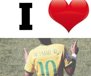 we love you, neymar jr, and stay strong image