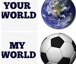 football lover and soccer lover image