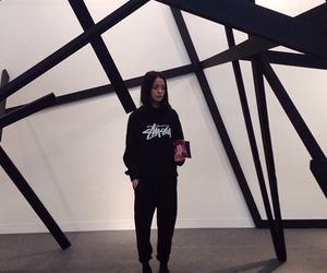 style, black, and fashion image