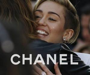 miley cyrus, chanel, and beautiful image