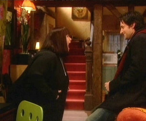 richard armitage and the vicar of dibley image