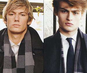 alex pettyfer and douglas booth image