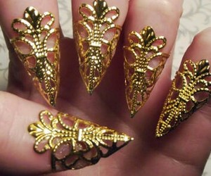 beautiful and gold image
