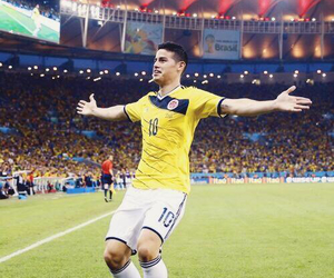 james rodriguez, colombia, and james image