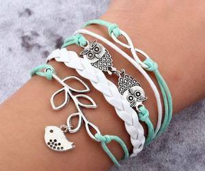 bracelets, cool, and mint image