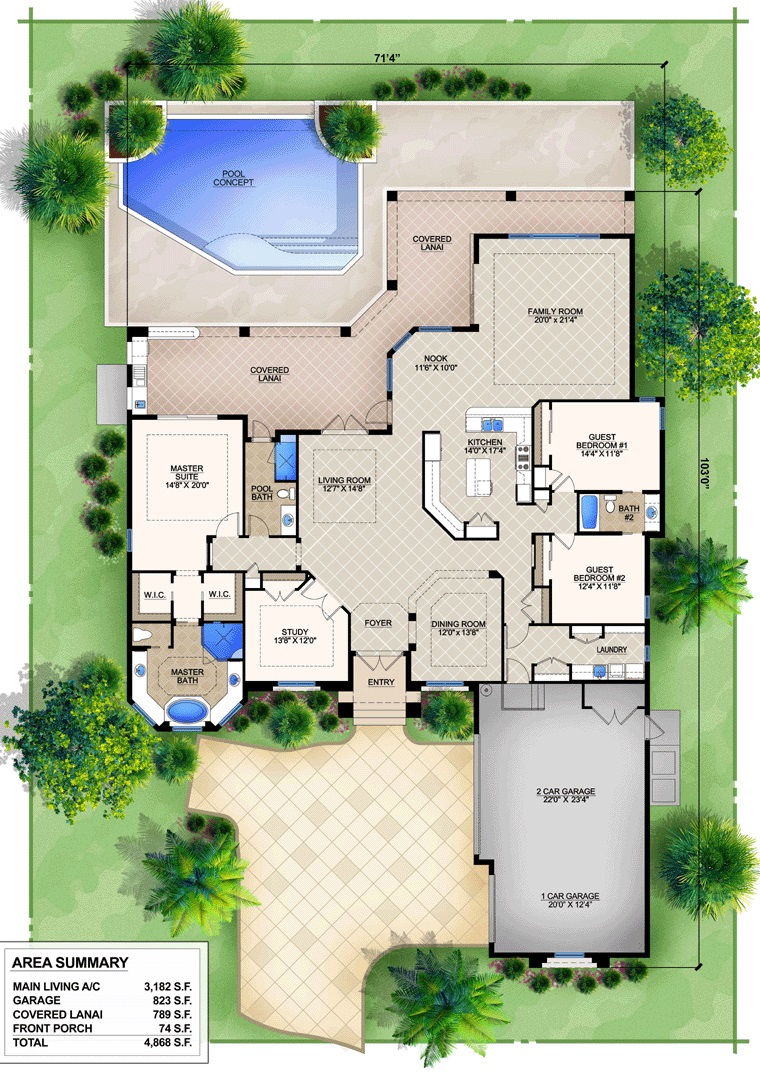 Epic Mediterranean House Floor Plans With Pools Used ... on indoor fireplace plans, bedroom with pool house plans, pool bath house plans, pool do it yourself plans, commercial pool house plans, mini club house plans, beach house plans, outdoor pool house plans, hot tub house plans, beachfront house plans, handicap accessible house plans, indoor pool building plans, terrace house plans, cottage house plans, indoor stone pools, indoor pool addition plans, studio pool house plans, pool house building plans, all suite house plans, patio pool house plans,