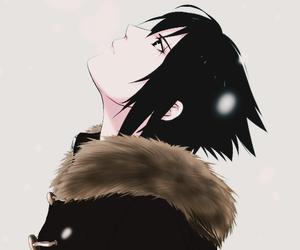 manga, sasuke uchiha, and naruto shippuden image