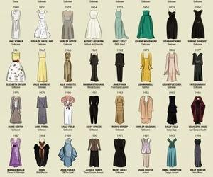 dress, oscar, and actress image